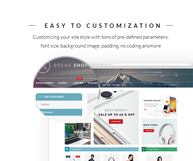 Break-Multipurpose Responsive PrestaShop Theme